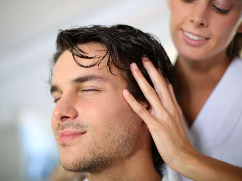 Stimulothérapie capillaire Clinique du Cheveu